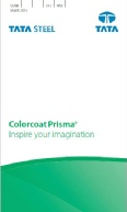 Colorcoat Prisma UK Colourcard